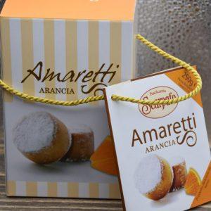 Amaretti all'Arancia